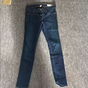 Rag and Bone skinny jeans sz 28